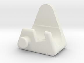 PERISTEEN HOLDER in White Natural Versatile Plastic