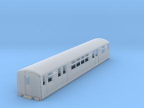 o-148fs-district-o-p-q38-trailer-coach in Smooth Fine Detail Plastic