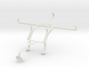 Controller mount for Xbox 360 & vivo iQOO Z3 in White Natural Versatile Plastic