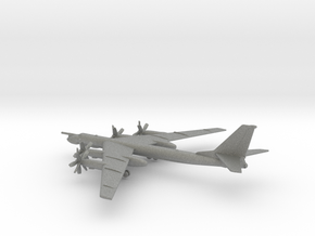 Tupolev Tu-95MS Bear-H in Gray PA12: 1:600