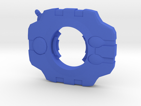 Beyblade Digimon Digivice   Custom Attack Ring in Blue Processed Versatile Plastic