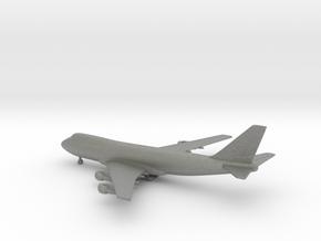 Boeing 747-100 Jumbo Jet in Gray PA12: 1:700
