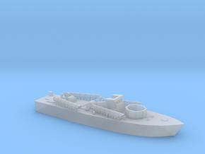 UK Vosper MTB Type I 1:100 WW2 in Smooth Fine Detail Plastic