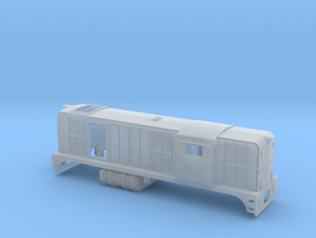 Z 1:220 SNCF BB 62400 Beta version 2 in Smooth Fine Detail Plastic