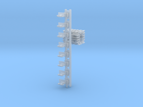 Coupler_NEM365_MediumShort Rapido for Conflat P in Smoothest Fine Detail Plastic