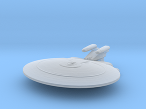 Nebula Class (Prototype #2) 1/10000 in Smooth Fine Detail Plastic