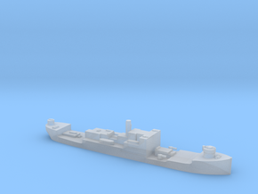 German Ammerland sub tender 1:900 WW2  in Smooth Fine Detail Plastic