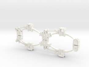 leaf spring two axle hutchins in White Processed Versatile Plastic