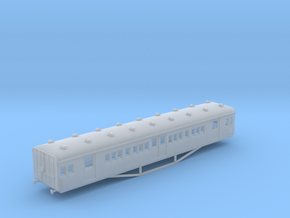NTT6 - VR Tait T - 441T Experimental Car Modified in Smooth Fine Detail Plastic