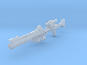 DC-15 (only scope) in Smooth Fine Detail Plastic