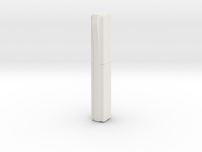LOGH Imperial Forseti 1:3000 (Part 1/2) in White Natural Versatile Plastic