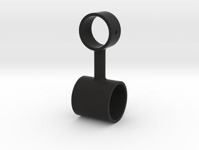 Micro Seiki MA-505 Counterweight Holder for AX-1 in Black Natural Versatile Plastic