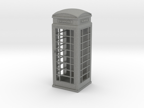 UK Phone Booth 1/35 in Gray PA12