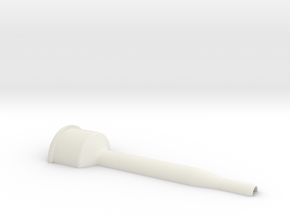 mach1.7_NAILHOLDER in White Natural Versatile Plastic