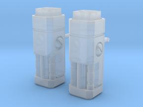 TF-G10a Fletchette Pod in Smooth Fine Detail Plastic: d00