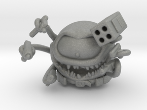 Beholster Beholder 40mm miniature model fantasy wh in Gray PA12