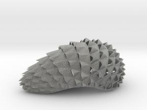 Chrysalis 001 in Metallic Plastic