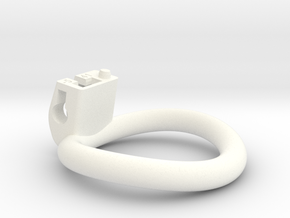 Cherry Keeper Ring G2 - 41mm -5° in White Processed Versatile Plastic