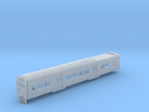 NZ120 Dm (60FT Suburban Passenger Set) in Frosted Ultra Detail
