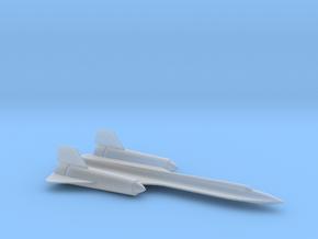 USAF SR-71 Blackbird 1:700 in Smooth Fine Detail Plastic