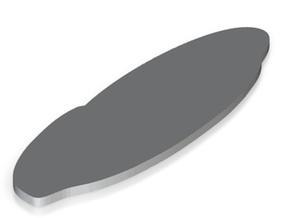 earring 2 in White Natural Versatile Plastic