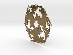 Julia Sharp Web 2 in Polished Bronze