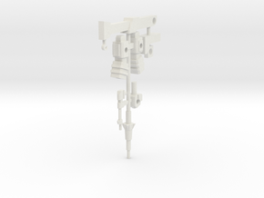 WST Grapple 3 of 3 in White Natural Versatile Plastic