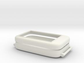 GPS_Skydive_V1 in White Natural Versatile Plastic