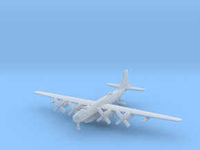 1/700 Bell X-1 with B-50D Mothership in Smooth Fine Detail Plastic