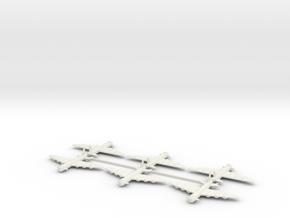 8 B-36-like x6 in White Natural Versatile Plastic