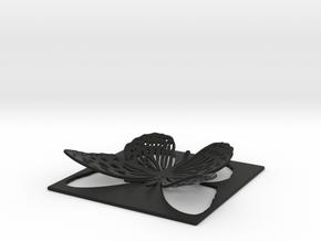 Butterfly in Black Strong & Flexible