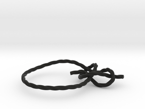 Bowline in Black Strong & Flexible