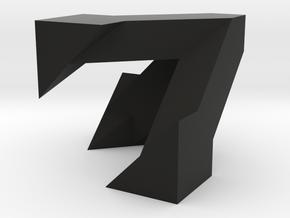 Hamilton's Box in Black Strong & Flexible
