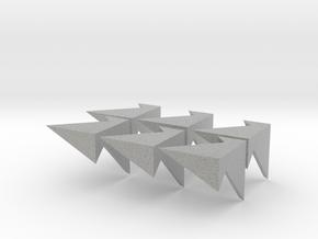 KubusMix in Metallic Plastic