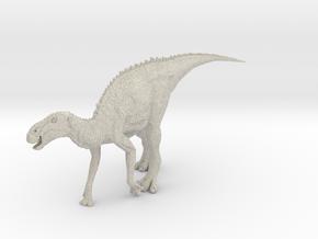 Dinosaur Brachylophosaurus Small HOLLOW in Sandstone