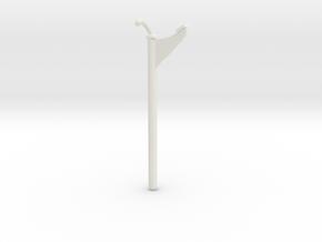 wielspanner in White Natural Versatile Plastic