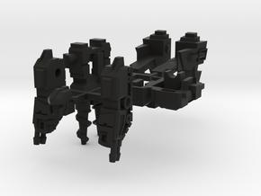 WST Twintwist in Black Strong & Flexible