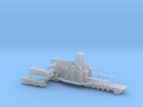 Gothic Carrier in Smooth Fine Detail Plastic