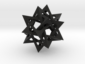 Five Tetrahedra in Black Strong & Flexible