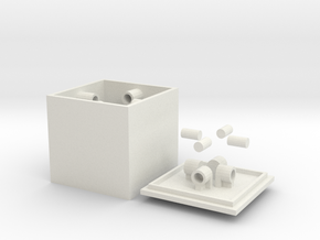 CentripetalBox in White Strong & Flexible