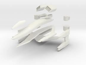 Havok 1/72 in White Natural Versatile Plastic