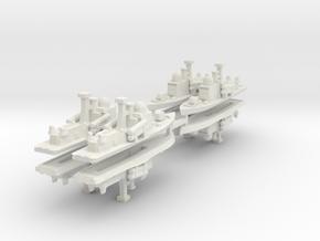 9-corvette x8 in White Natural Versatile Plastic
