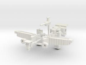 C Bonecrush-tron in White Natural Versatile Plastic