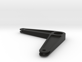 Lever - small in Black Strong & Flexible