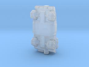 Terran APC in Smooth Fine Detail Plastic