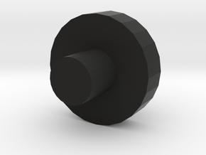 Wheel_test Disc in Black Strong & Flexible
