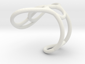 Ring 1.1 in White Strong & Flexible
