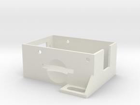 Elektor logger box in White Natural Versatile Plastic