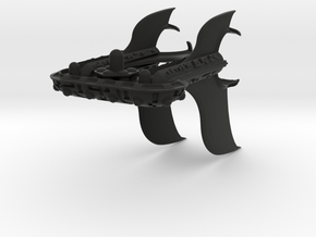 M-Ships Faction 3 Cruiser in Black Strong & Flexible