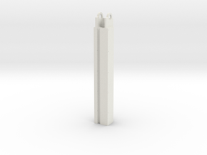 MetaCarpalV9 in White Natural Versatile Plastic